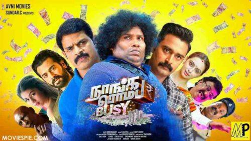 Naanga Romba Busy movie Online